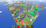 minecraft town building ideas