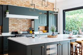 kitchen cabinets houzz green cabinets add elegance to a welcoming kitchen