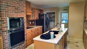 S Kitchen Makeover - kitchen makeover u002780s kitchen gets a modern new look today com