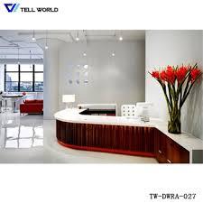 Reception Desk For Salon Cheap Salon White Modern Reception Desk Cheap Design Buy White Modern