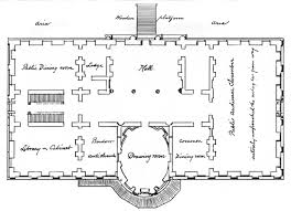100 white house west wing floor plan floor white house