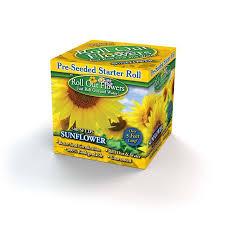 roll out flower garden sunflower roll out flower garden walmart