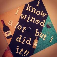 College Graduation Cap Decoration Ideas 7 Things You Realize During The Month After Graduation College