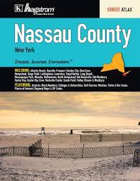 Lawrence Ma Zip Code Map by Nassau County Ny Street Atlas Kappa Map Group 9780762585144