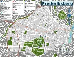 Map Of Copenhagen File Frederiksberg Png Wikimedia Commons