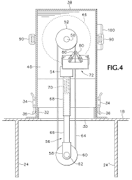 patent us7296694 tower type grease removal apparatus for