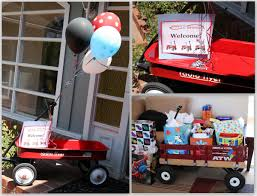 Radio Flyer Wagons Used How To Tell Age Invite And Delight Red Wagon First Birthday