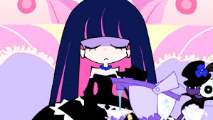 Stocking Meme - tea time with stocking panty and stocking know your meme
