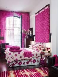 Stylish Pink Bedrooms - teenage rooms decorating ideas e1295278165617 stylish