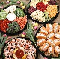Buffet Items Ideas by Finger Foods For A Wedding Reception