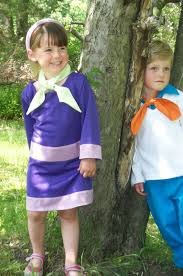 Daphne Halloween Costume Girls Daphne Dress Daphne Blake Costume Scooby Doo Costumes