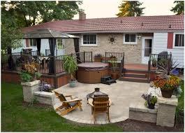 Backyard Design San Diego by Backyards Appealing Backyard Design Idea Create A Sunken Fire