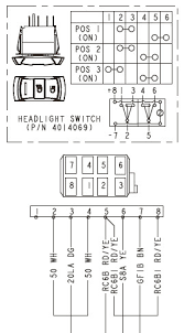 headlight switch wiring diagram 2017 xp 1000 polaris rzr forum