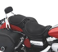 harley davidson circulator seat pads medium seat pad 14 5 width