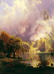 Mountain Landscape Paintings by 121 Best пейзажи горы Images On Pinterest Painters Landscape