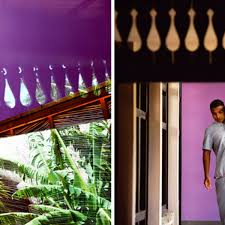 Le Violet Lui Donne Du Caractère De L Ultra Violet Pour Une Déco Chic Et Choc Côté Maison