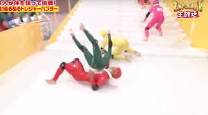watch the world cannot stop laughing at this new japanese game show