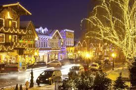 leavenworth wa light festival christmas fun in the northwest us