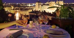 restaurant la cuisine lyon la villa florentine and les terrasses de lyon restaurant lyon
