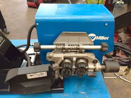 miller deltaweld 402 with miller s 74dx wire feeder mig welder