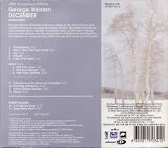 intelligence george winston december 20th anniversary