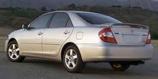 2004 toyota camry le price 2004 toyota camry details on prices features specs and safety