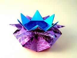 Star Vase Origami Easy Box U2013 10 Points Star Vase Star Candy Box