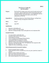 Sample Resume Of Food Service Worker by Food Service Worker Resume Free Resume Example And Writing Download