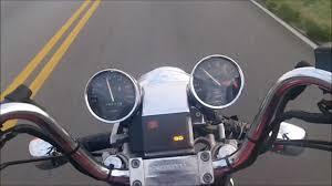 85 honda shadow ride youtube