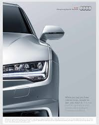 audi matrix headlights audi a7 presence redefined mark lees art director