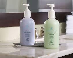ritz carlton hotel shop spa fresh shampoo u0026 conditioner set