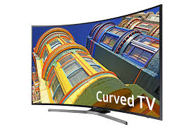 amazon com samsung un55ku6500 curved 55 inch 4k ultra hd smart