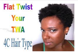natural flat twist your twa youtube
