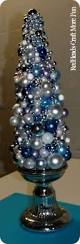 532 best blue christmas images on pinterest blue christmas