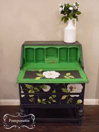 green bureau richard iii writing bureau by pomponette leicester