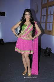 shweta tiwari in short skirt lehenga choli indo western ghara