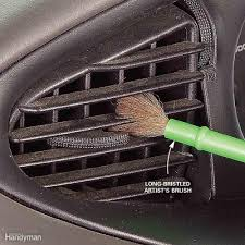 best car cleaning tips and tricks family handyman brush out the air vents