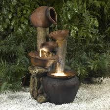 backyard water fountains toronto home outdoor decoration