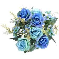 Faux Flower Arrangements The 25 Best Fake Flower Bouquets Ideas On Pinterest Satin Color