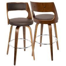 Modern Wood Bar Stool Strick Bolton Blakey Mid Century Modern Wood Barstool Free