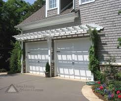 White Vinyl Pergola Kits by Pergola Design Ideas Garage Pergola Kits Vinyl Pergolas Over