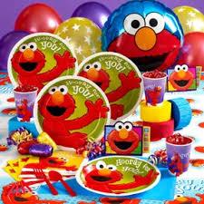 elmo party supplies sesame elmo birthday party supplies decoration ideas