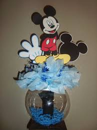 mickey mouse centerpieces expressions by elizabeth mickey mouse 1st birthday centerpieces