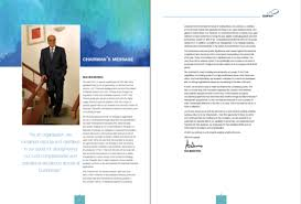 chairman s annual report template reports