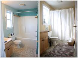 Easy Bathroom Makeover Bahtroom Smart And Inexpensive Bathroom Makeovers Ideas Worth To