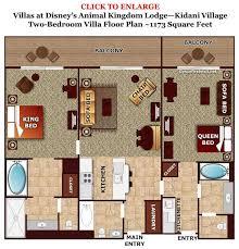 disney world floor plans 29 best disney world deluxe villa resorts images on pinterest