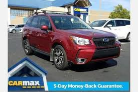 Subaru Forester Rugged Package Used Subaru Forester For Sale In Tulsa Ok Edmunds