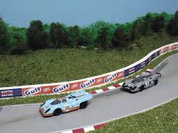 gulf porsche 917 1 64 afx slot car body kit porsche 917 by fch full circle hobbies