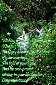 wedding wishes god bless wishing you god s blessing on your wedding day desicomments