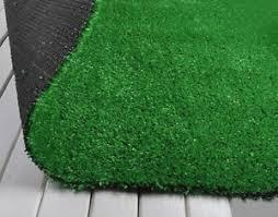 Outdoor Turf Rug 4 X6 Artificial Grass Area Rug Synthetic Turf Carpet Indoor